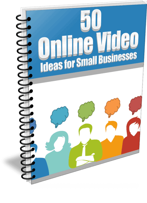50 Online Video Ideas for Small Businesses
