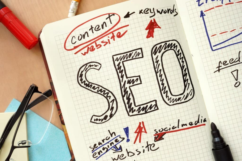 SEO and Content Marketing Notebook