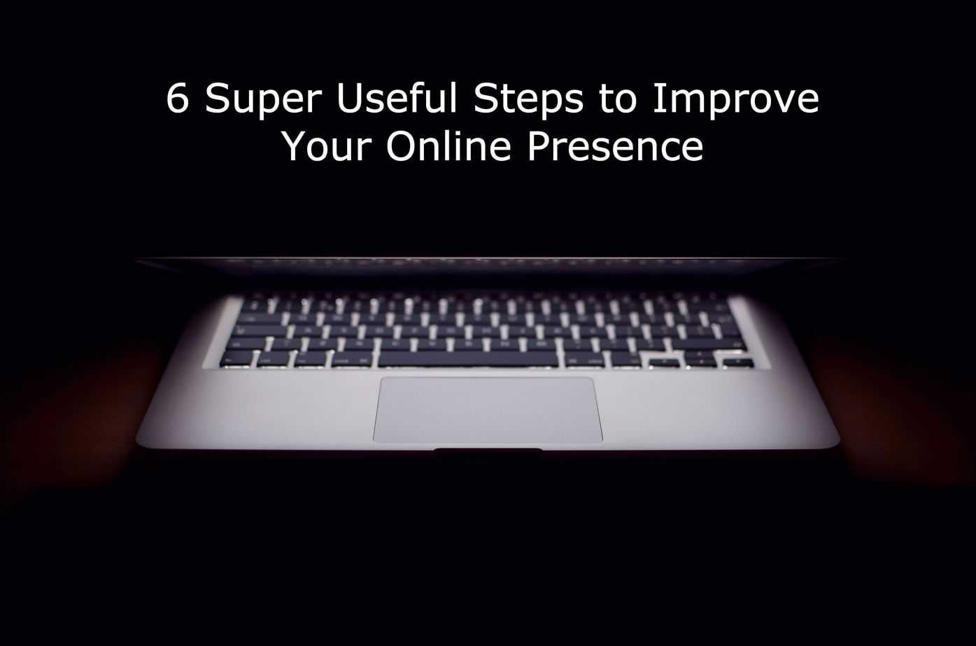 build an online presence with SEO