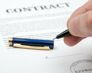 Contract Signing in Atlanta GA