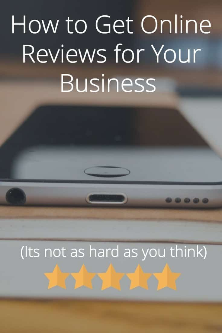 How to Get Online Reviews for Your Business