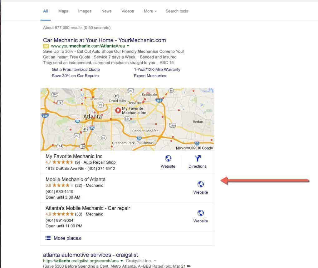 Mechanic Online Reviews