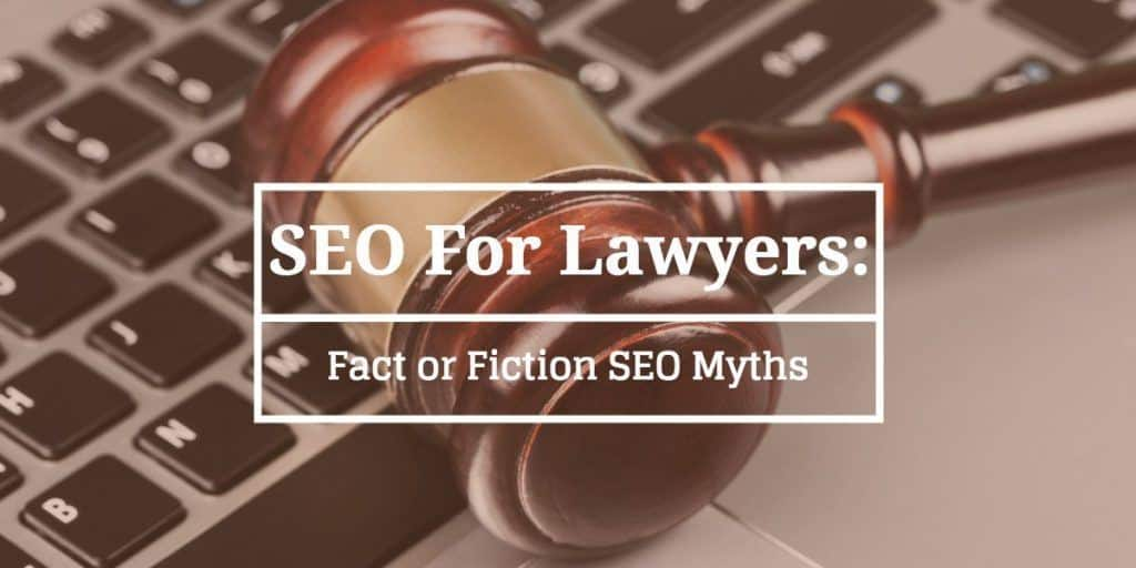 SEO for Laywers