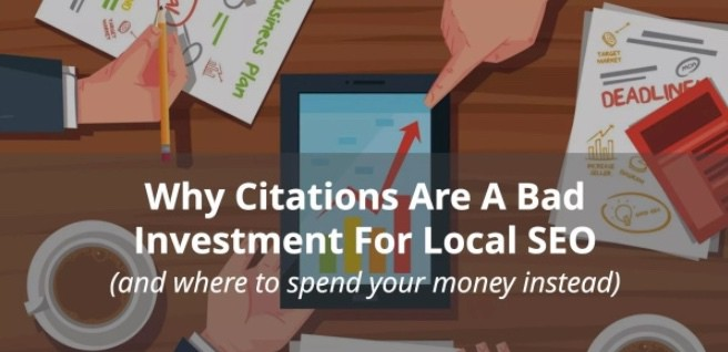 I'm going to break down why local businesses don't need hundreds of citations in order to rank and why backlinks are where to spend your money instead. Read more here: https://yeah-local.com/why-citations-are-a-bad-investment-for-local-seo-and-where-to-spend-your-money-instead/
