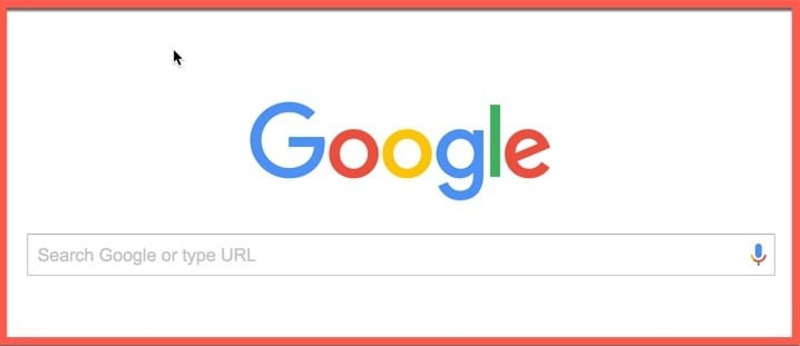 Google Page One