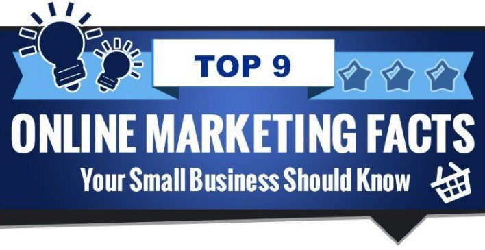 9 Eye-Opening Small Business Online Marketing Stats