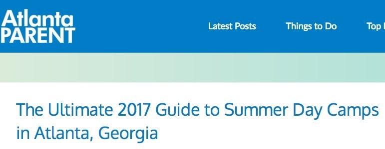Summer Camp Blog Post