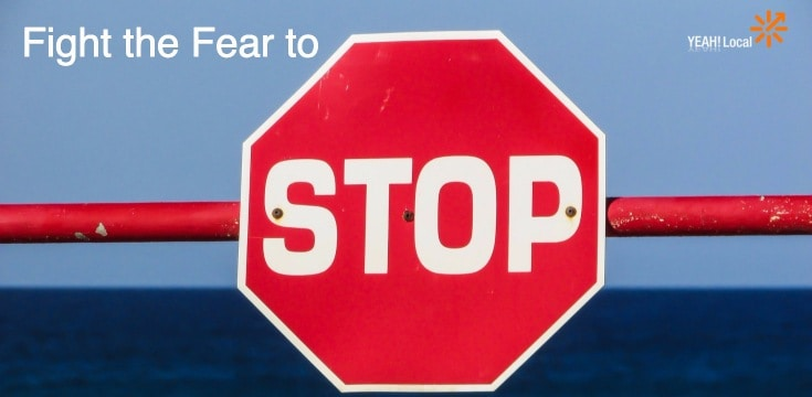 Fight the Fear to Stop SEO
