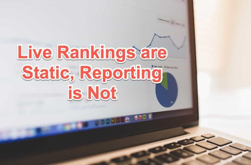 Live Google Rankings
