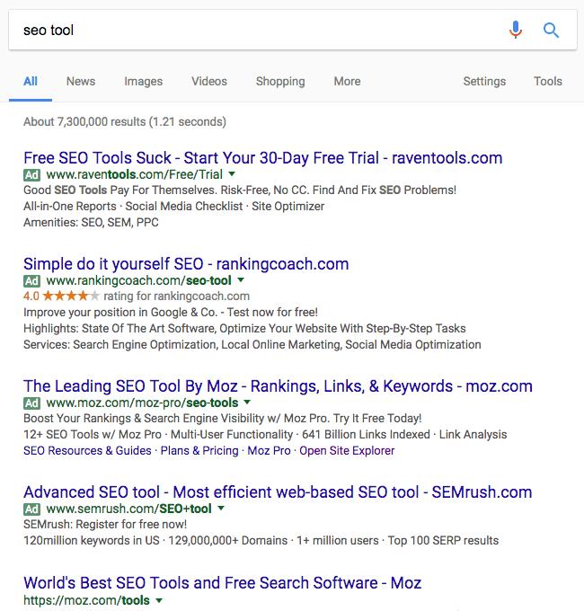 Google PPC Ads