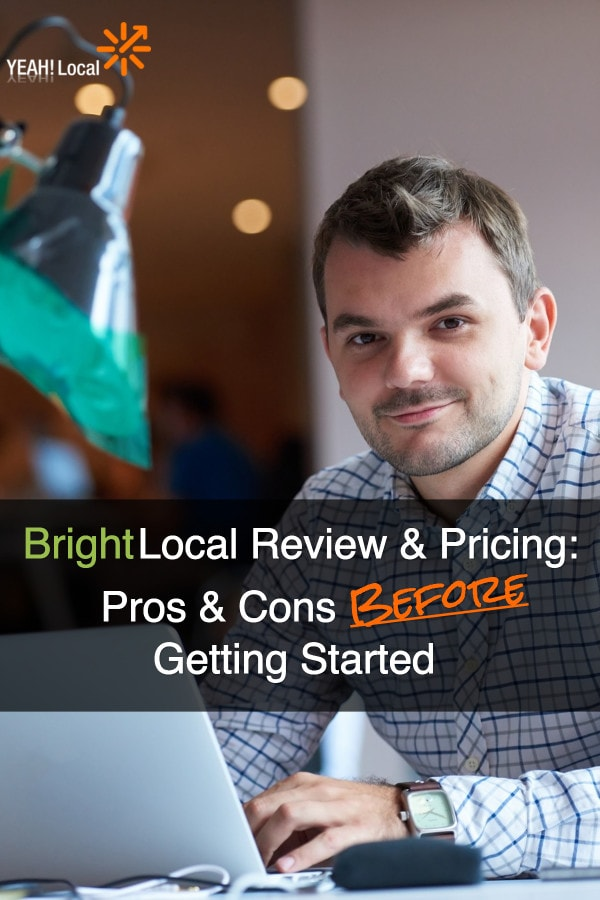 Get your free 14 day free trial of Brightlocal here: https://yeah-local.com/brightlocal Full BrightLocal review here: https://yeah-local.com/brightlocal-reviews-pricing/ There are loads of products, services, and tools out there making all sorts of promises and guarantees about solving all your SEO woes, but is BrightLocal one actually worth the asking price?
