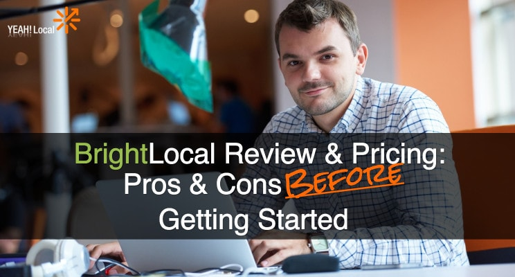 BrightLocal Review & Pricing