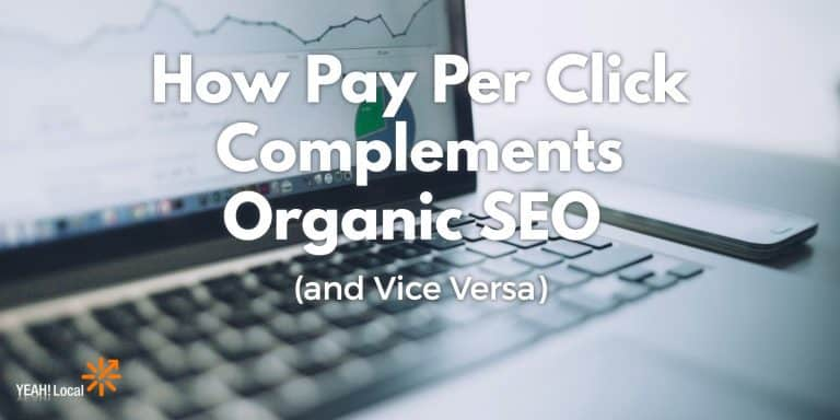 PPC complements SEO