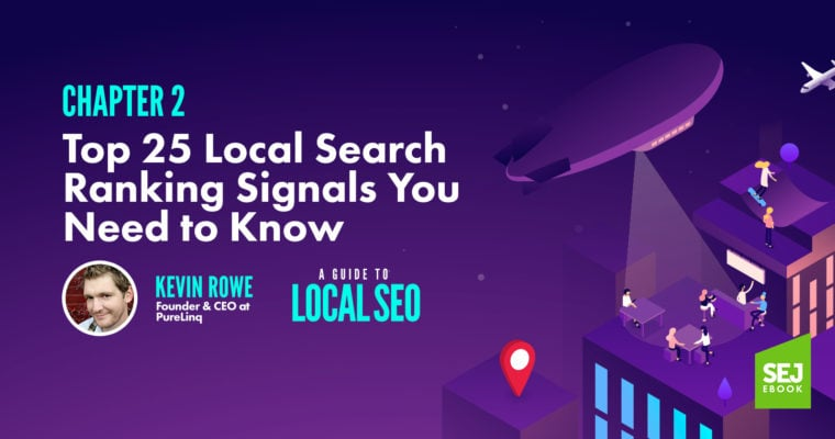 Top 25 Search Signals