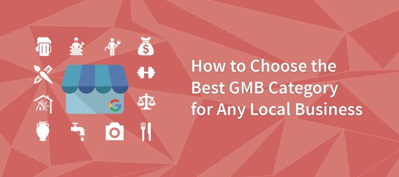 GMB Categories