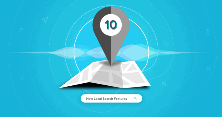 Local Search Features