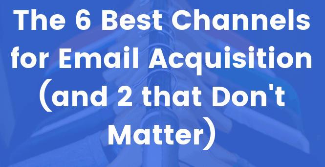 Email Acquisition