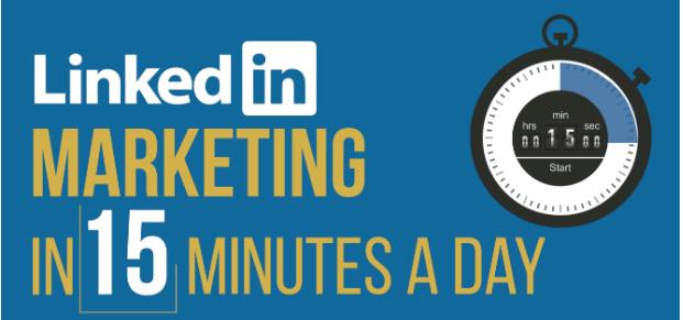 15 Minute LinkedIn Marketing