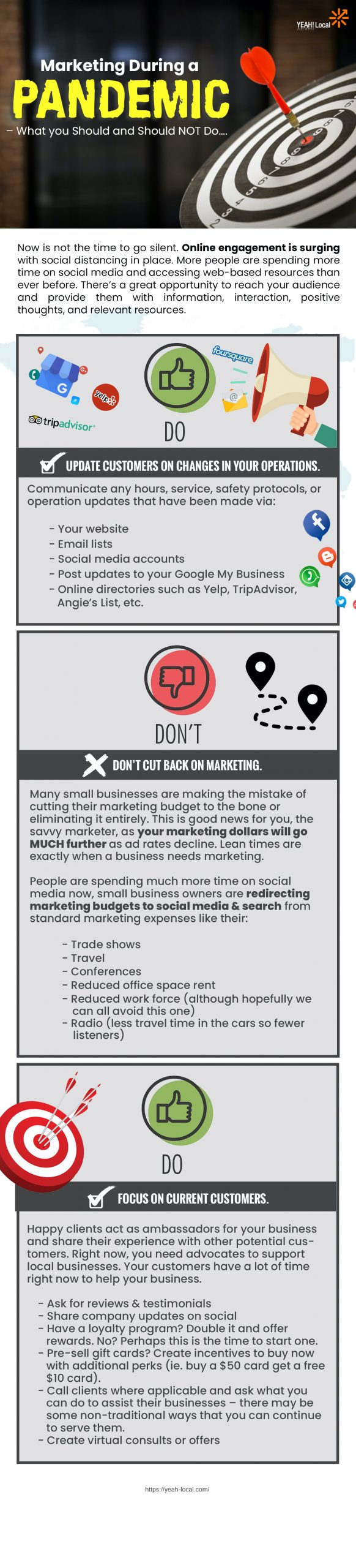 Marketing During a Pandemic What you Should and Should NOT Do
